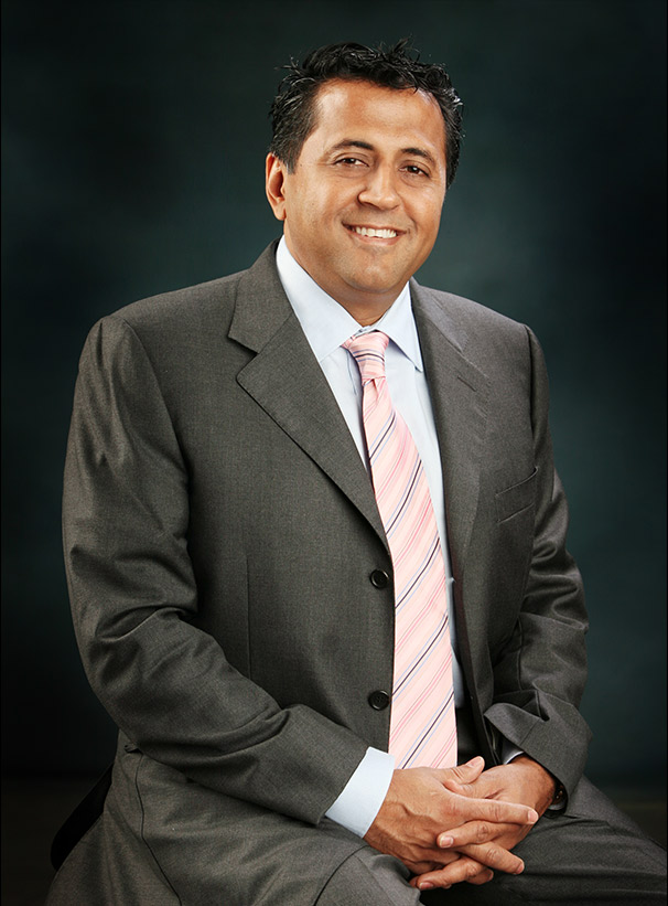 Jitendra Virvani, Chairman - Embassy Group