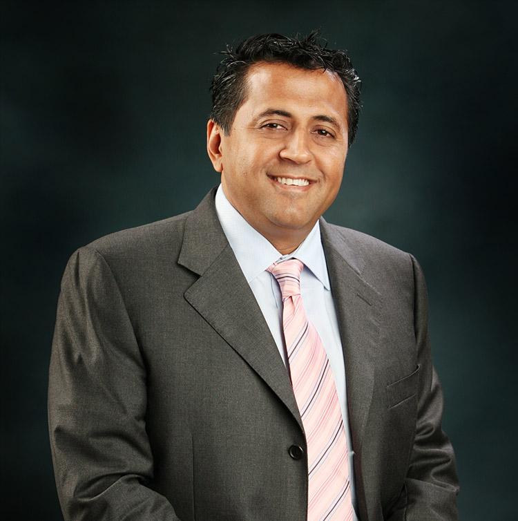 Jitendra Virvani, Chairman - Embassy Group